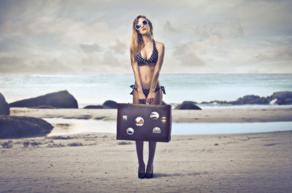 Get me to the beach- Eat your way to a flat stomach